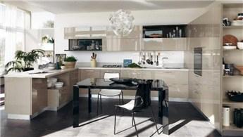 Son trend mutfak dekorasyon modelleri