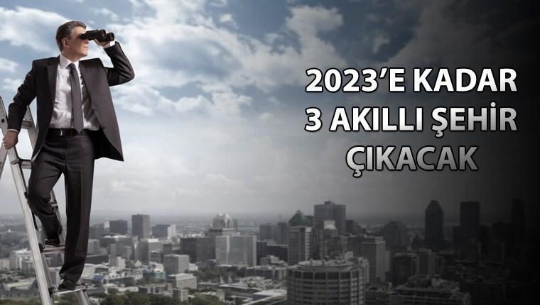 Türkiye'nin akıllı şehir sayısı artıyor