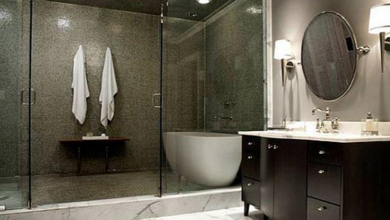 Banyolar için en yeni dekoratif fikirler