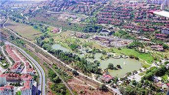 Bahçeşehir Göleti'nin imar planı iptal edildi