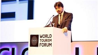 Dünya Turizm Forumu, 10 Aralık'ta Antalya'da!