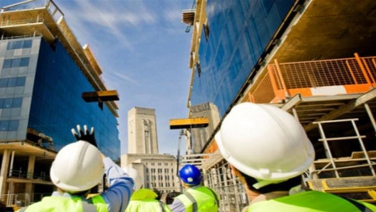 İnşaat sektöründe istihdam yüzde 1,2 azaldı