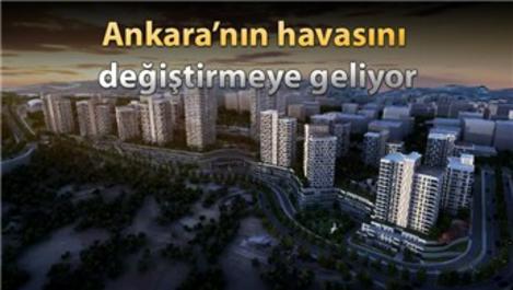 Başkent Emlak Konutları ile Ankara'da yeni bir başkent!