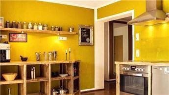Az maliyetle mutfağınızı yenileyebileceğiniz fikirler!