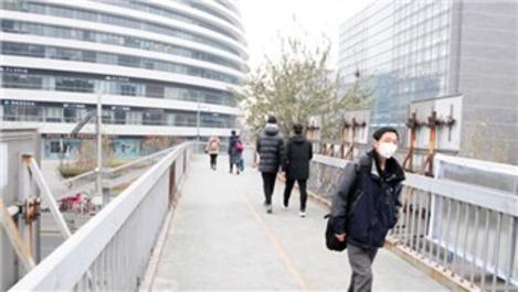 Çin'de hava kirliliği üst sınırın 20 kat üzerinde!