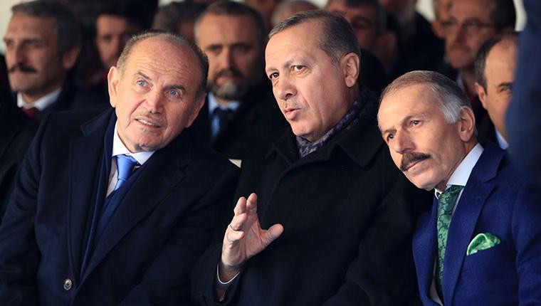 Kaptan Ahmet Erdoğan Eğitim Kopleksi açıldı