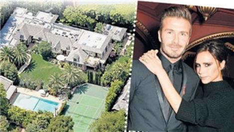 David-Victoria Beckham malikanelerini satmaktan vazgeçti!