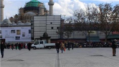 İstanbul'un meydanlarına ACO imzası