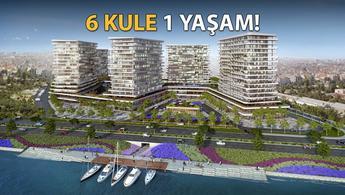 Yedimavi'nin evlerinden 2 milyar TL ciro bekleniyor!