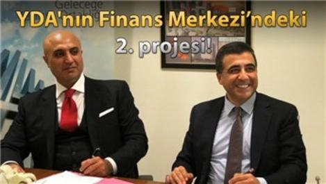 Halk GYO'nun İFM'deki binasını YDA İnşaat yapacak!