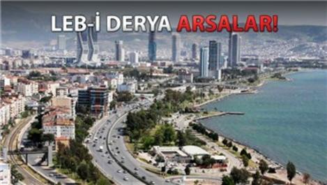 İzmir Milli Emlak'tan 50 milyon 289 bin TL satılık 2 arsa!
