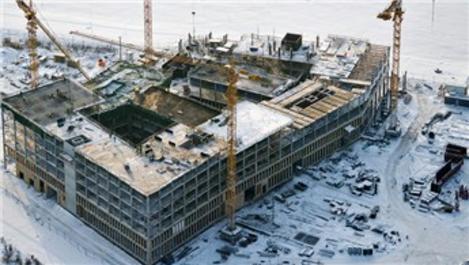 Kalekim'in yeni ürünü ile zorlu kış şartlarında da inşaata devam!