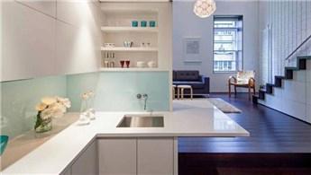 Modern evlere şık mutfak dolabı tasarım örnekleri!