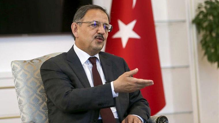 Mehmet Özhaseki'den İnsan Hakları Günü mesajı!