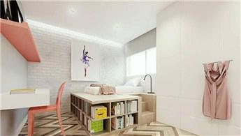 Küçük evler için ideal mobilya seçenekleri!