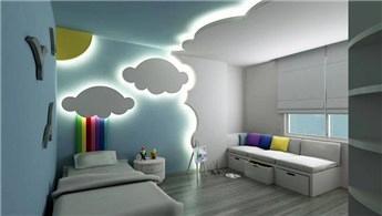 Çocukların gelişiminde odalarının etkisi