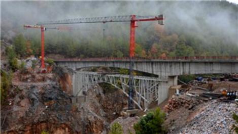 'Dördüncü Boğaz Köprüsü' Ak Köprü 2017'de açılacak