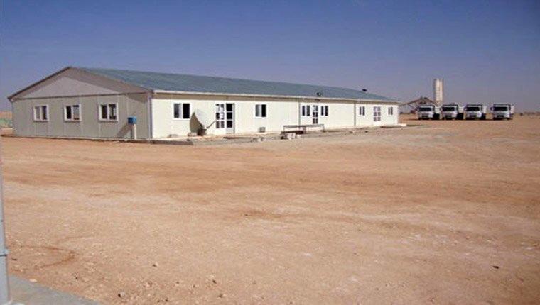 Karmod Prefabrik, Cezayir projesini teslim etti