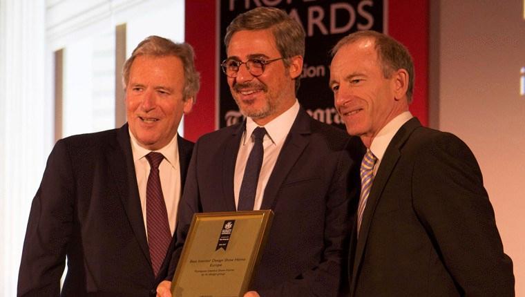 iki design group'a dünyanın en iyisi ödülü!