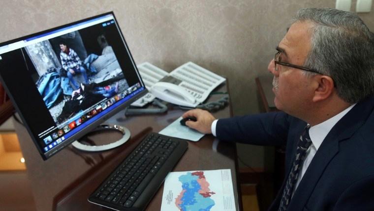 Mehmet Ergün Turan, 'Yılın Fotoğrafları'nı oyladı