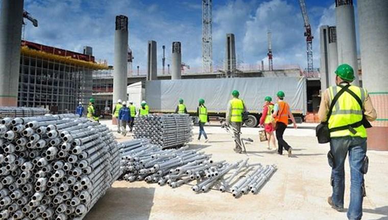 TÜİK, inşaat sektöründeki istihdam rakamlarını açıkladı