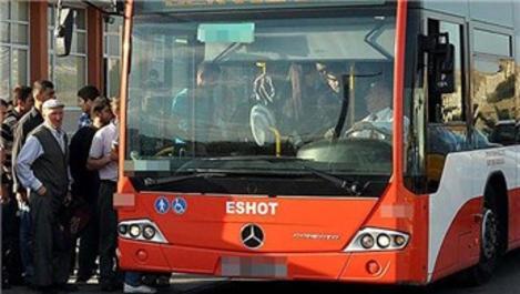 İzmir'de toplu ulaşıma zam yapıldı
