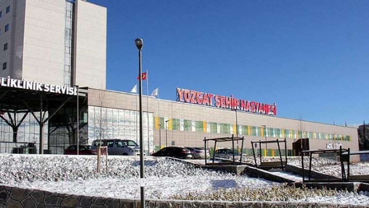 Yozgat Şehir Hastanesi açılışa hazır hale getirildi