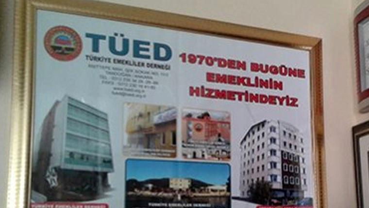 TÜED'den emeklilere otel konforunda misafirhane!