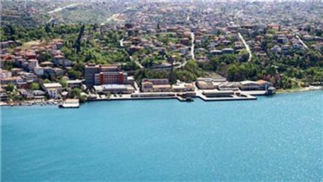 Beykoz'da deniz doldurulacak üstüne otel yapılacak!