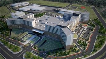Elazığ Şehir Hastanesi'nin finansmanı sağlandı