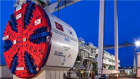 Avrasya Tüneli'nin kablolaları için Prysmian Group tercih edildi