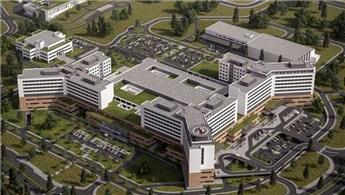 Rönesans Elazığ Şehir Hastanesi 1038 yataklı olacak!