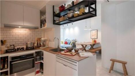 Mutfaklarınız için kullanışı raf modelleri!