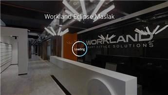 Workland Maslak'ta kiralık ofisleri 3D ile gezme fırsatı!