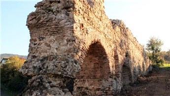 Çınarcık'taki tarihi kemerler turizme kazandırılacak!