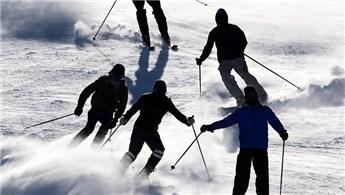 Bingöl Hesarek Dağı kış turizmine hazır!