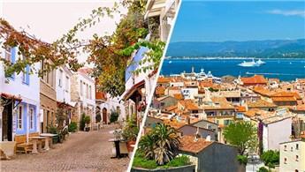 Alaçatı, Saint Tropez'le kıyaslandı