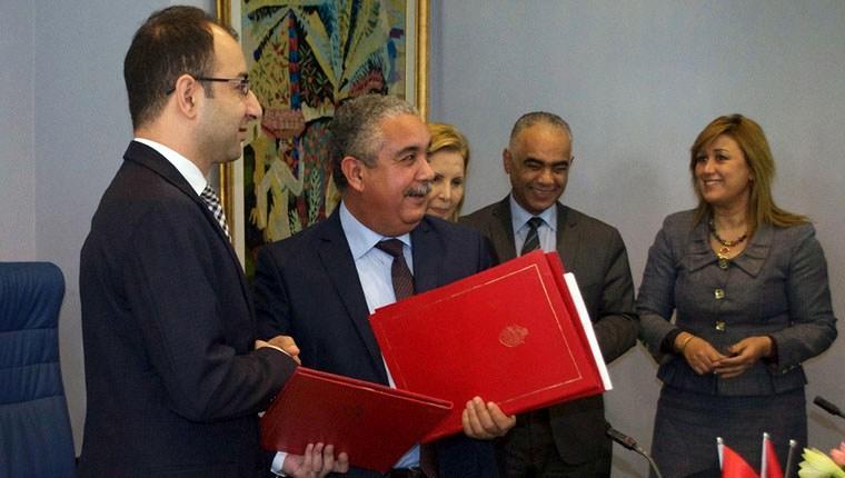 Tunus ile TİKA arasında işbirliği protokolü imzalandı