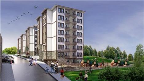 Sivas Divriği'ne TOKİ'den 610 konutluk dev proje!