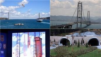 Türkiye'de 2016 yılında hayata geçirilen dev projeler