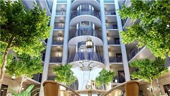 Manyetic Residence Apollon kat planları!