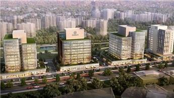 Ferko Line projesinde ofis fiyatları 11 bin 750 TL'den başlıyor