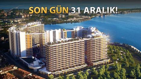 Blue Lake İstanbul'da TL ile satış fırsatı!