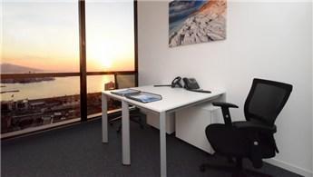 Ofis çalışanlarının yüzde 59'u manzaralı masa istiyor