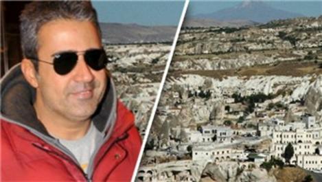Emrah Kapadokya'da otel arıyor