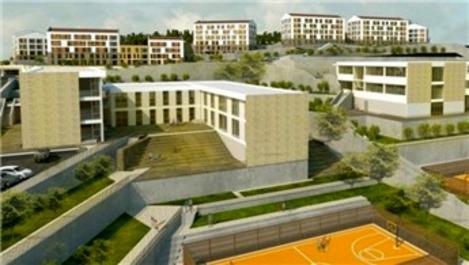 TOKİ, Başakşehir'e cami ve okul inşa edecek!