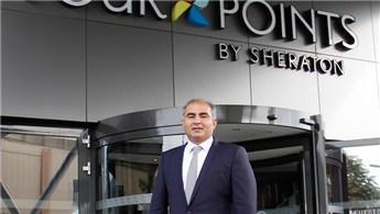 Bülent Süzer, Four Points by Sheraton İzmir'in otel müdürü oldu!