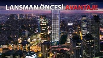 İstanbul Tower 205'te yatırım-kazanç dengesi en iyi!