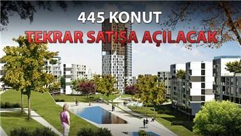 Emlak Konut Başakşehir'de 59 konut için teklif alındı