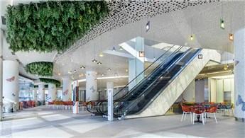 WaterGarden AVM'nin iç mimarisi MDArch Mimarlık imzasını taşıyor